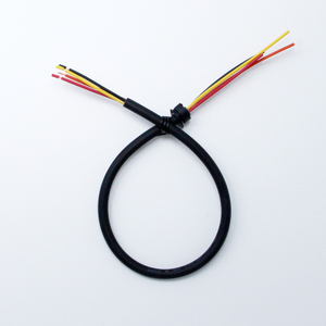 4 conductors custom wiring harness-B020311
