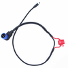 E-bike Powerstroke wires|auto lock plug|replaceable fuse-B0200626